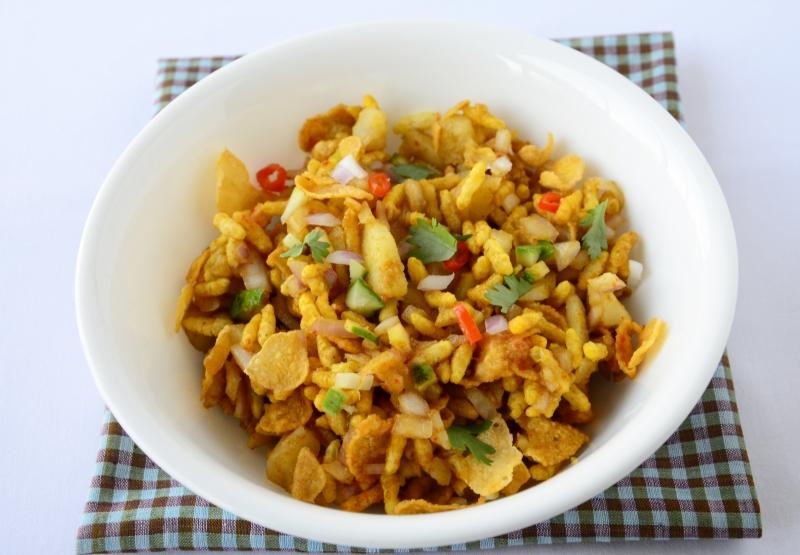 Bhel - Indian Healthy Snacks