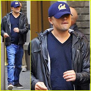 Leo in a basic cap