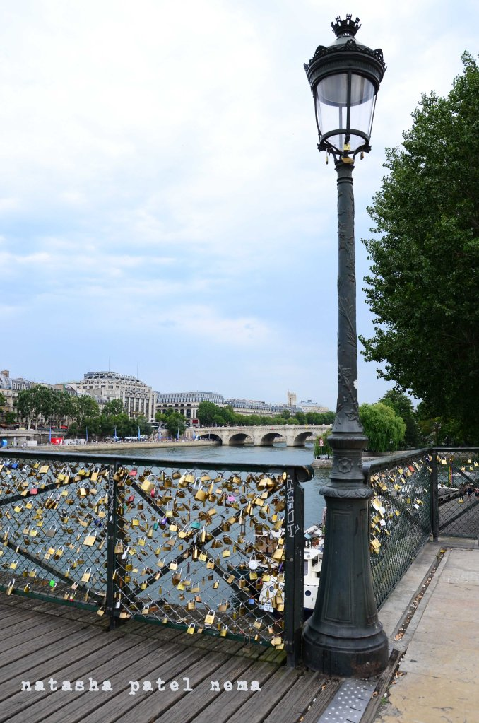 My favourite lock bridge