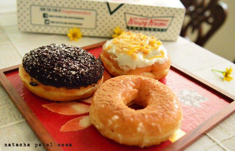 Krispy kreme donuts…yumm..